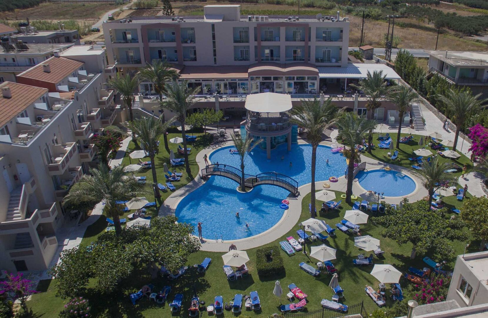 SELINI SUITES BEACH HOTEL
